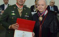 O tenente coronel do exército Luciano Freitas e Sousa Filho é homenageado pelo TJMA