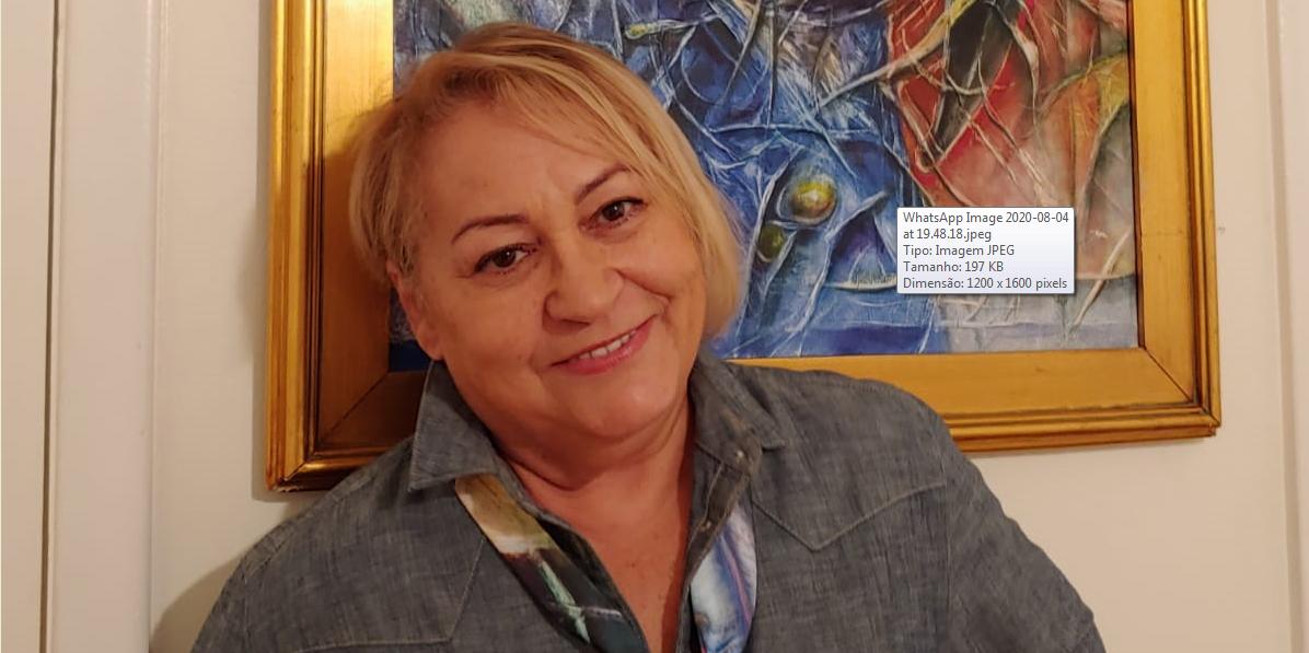 A Biografia completa da renomada artista plástica piauiense Naza Mcfarren