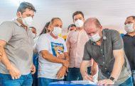 Othelino destina R$ 1 milhão em emendas para recuperação de estradas vicinais em Parnarama. Em destaque aqui na Portfólio Vip