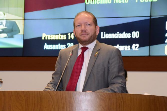 Othelino Neto receberá título de Cidadão Imperatrizense em sessão solene nesta Sexta-feira. Em destaque aqui na Portfólio Vip