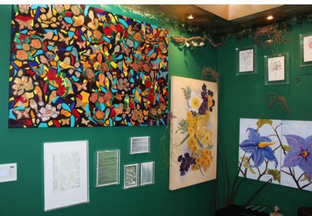 WORLD ART SHOW promove ambiente permanente em São Paulo. Em destaque aqui na Portfólio Vip