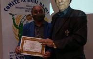 Prêmio Comenda do Mérito do Conselho e Comitê Mundial da Paz no Brasil. Em destaque aqui na Portfólio Vip